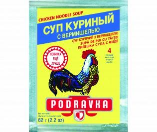 PODRAVKA_суп куриный с вермишелью_62г_Упаковка