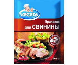 VEGETA_приправа для свинины 20г_Упаковка