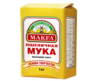 Makfa Flour 2014 1kg
