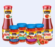 Картинка общая всех кетчупов и соусов