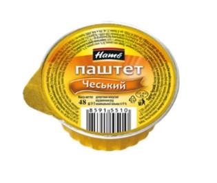 Паштет НАМЕ Чеський2, алб, 48 г