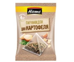 Суміш прянощів Картопля НАМЕ в пакетиках-пірамідках2, 20 г (4 х 5 г)